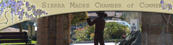 Sierra Madre Chamber of Commerce Logo