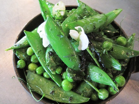 Peas with Mint and Parsley Ray Garcia