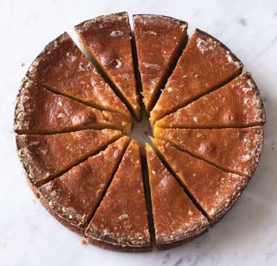 Orange-Glazed Olive Oil Cake