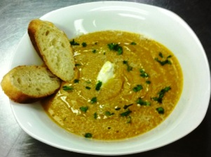 Roasted Butternut Squash Soup Jamie Watson