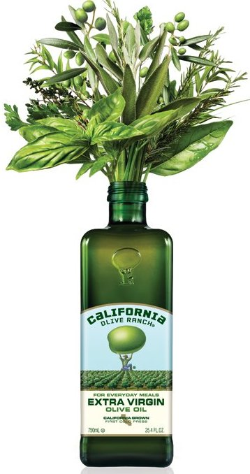 EVOO with Fresh Herbs