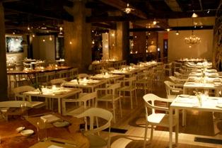 Dan Kluger ABC Kitchen Restaurant
