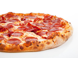 Pizza from Fotosearch