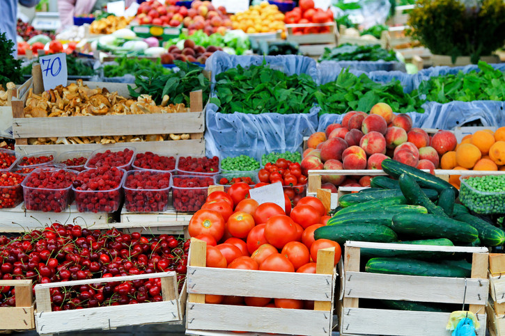 Farmers Market Fotosearch