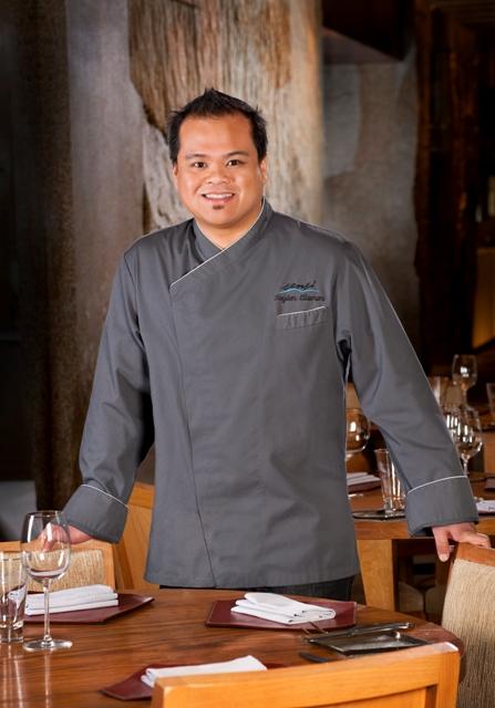 Chef Royden Ellamar, Sensi
