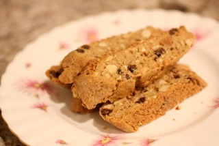 Almond Anise Biscotti - Fran Costigan