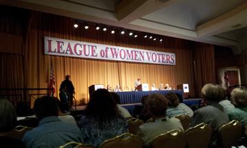 LWVUS convention banner