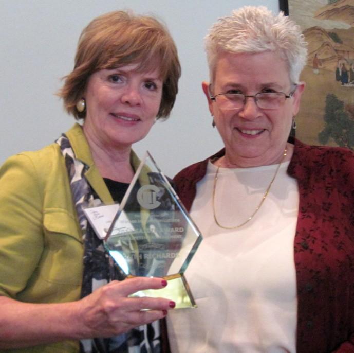Ruth_Saidie Award_5-2012