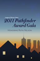 Pathfinder Award Dinner Invitation