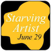 Starving Artist Annual Fundraiser for Chicago Artists Coaltion
