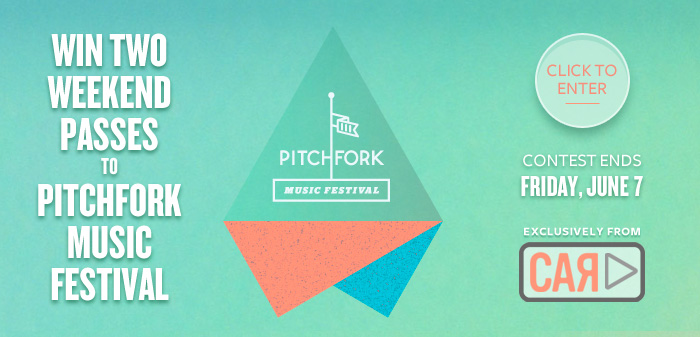 Win Two Tickets to Pichfork. A CAR Exclusive.