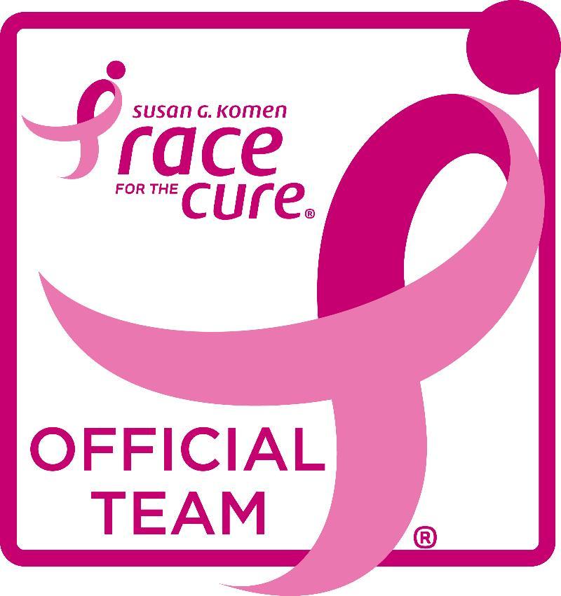 Komen Race Logo