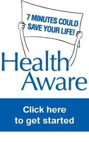 HealthAware WebAd