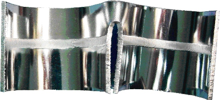weld coupon