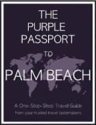 The Purple Passport to Palm Beach