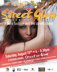 Street Glam Fashion Show