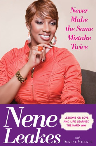 RHOA, NeNe Leakes New Book