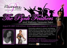 The Pynk Feathers And Wellness Treasures Expo