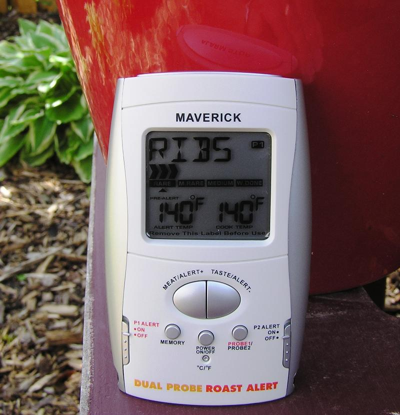 Dual Probe Thermometer