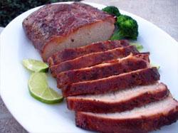 Sandy's Smoked Pork Loin