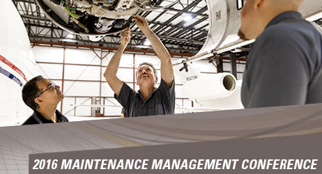 2016 Maintenance Managers Conference NBAA