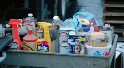 Colectare deseuri chimice-periculoase Buzau