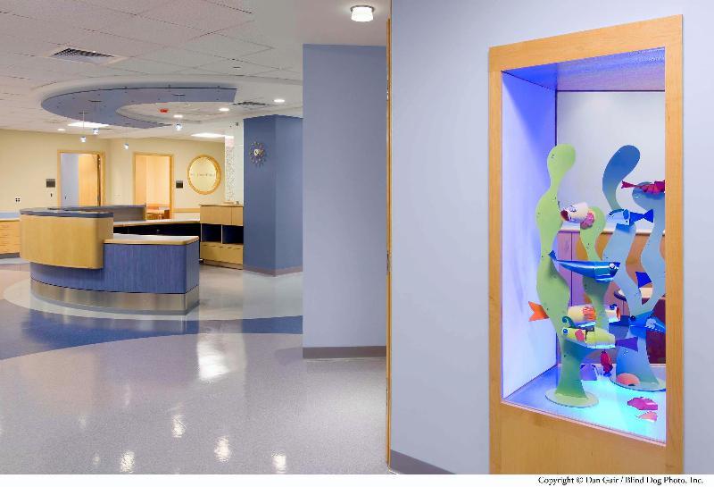 Pedi BMT Nurse Area