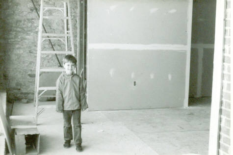 ryan during construction