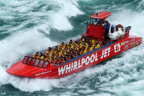 whirlpool jetboat