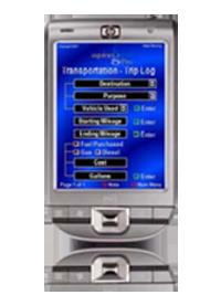 HP 110 PDA