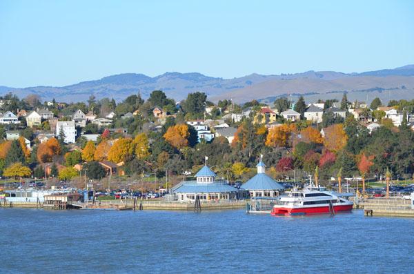 Waterfront Fall