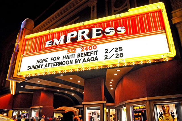 Empress Theatre 1