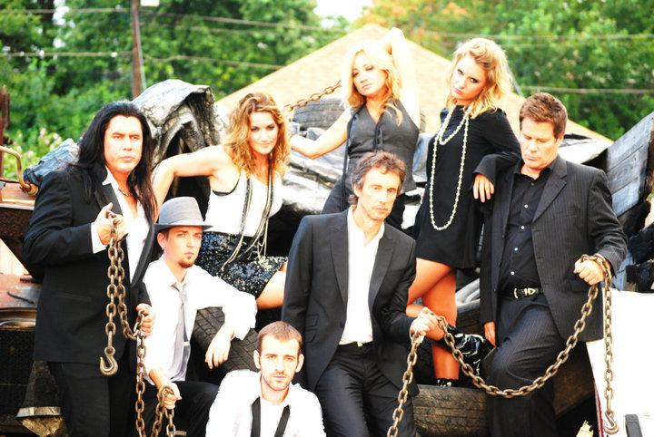 Blonde Sonja Band