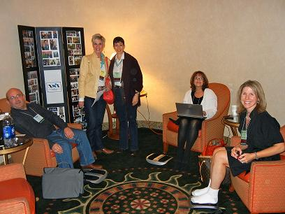Relaxation Station at Winter Conference 2012