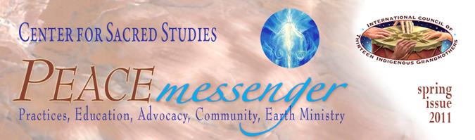 Peace Messenger - Spring 2011