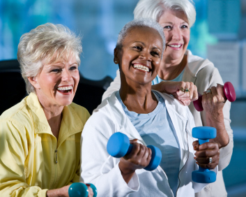 and adult activity Physical older
