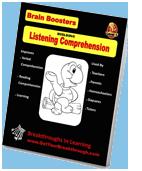 Brain Booster Cover