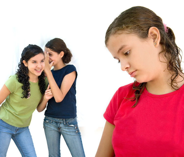 Why is my child bullied?
