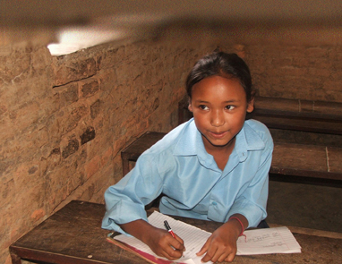 ETC schoolgirl