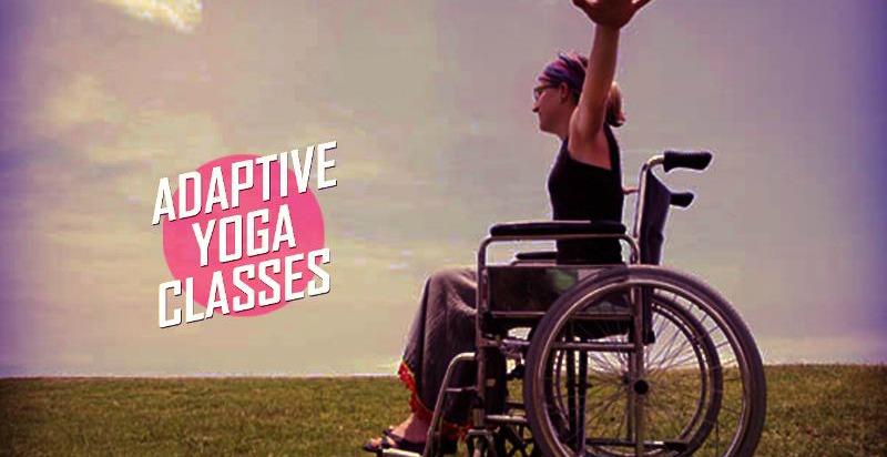 adaptive yoga classes banner