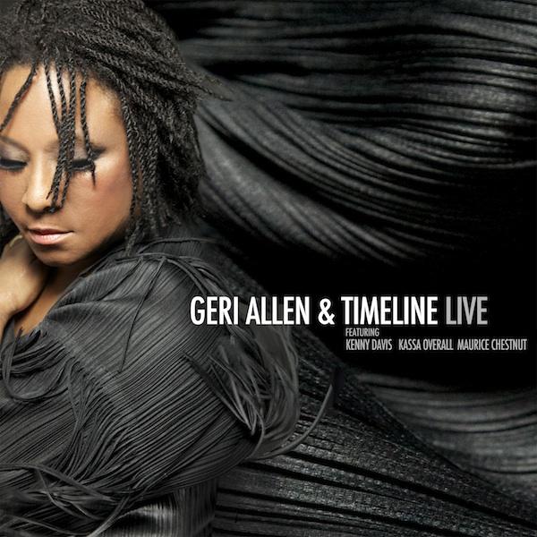 Geri Allen & Timeline cover