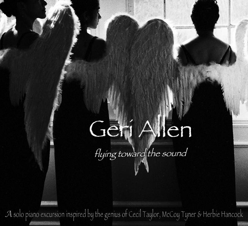 Geri Allen - Flying Toward the Sound - Album Artwork
