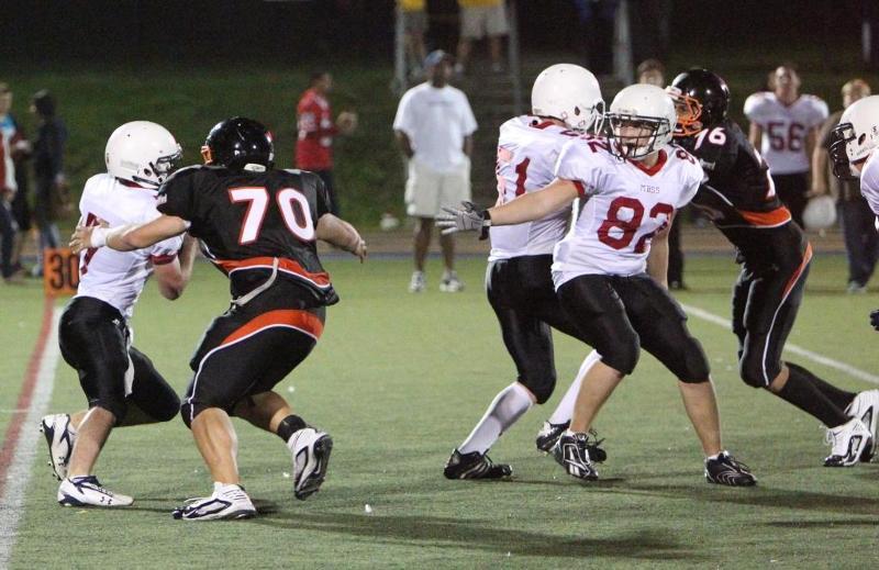 He tackler - homecoming