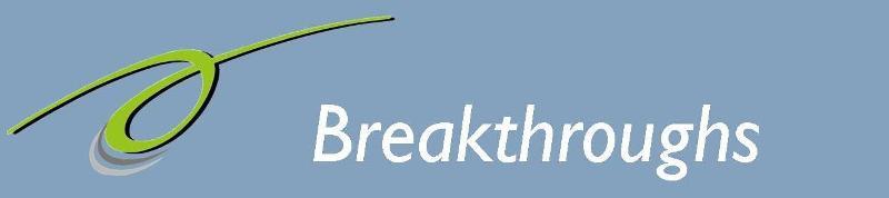 Breakthroughs banner new