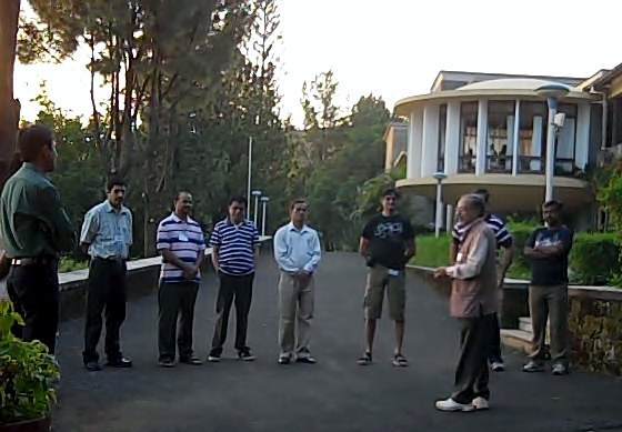 Ethical leadersip training