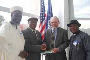 Imam & Pastor at USIP