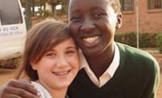 Jessica in Rwanda