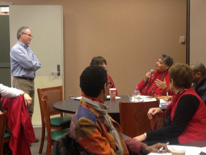 Trustbuilding Workshop in Dayton