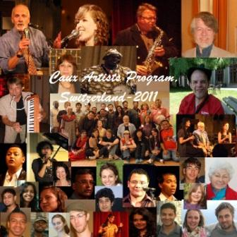 2011 Caux Artists