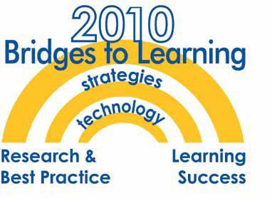 Bridges to Learning 2010